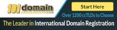International Domain Registration