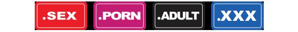 AdultBlock domain extensions